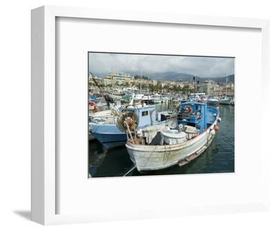 Old Port and Marina, Sanremo (San Remo), Italy, Mediterranean