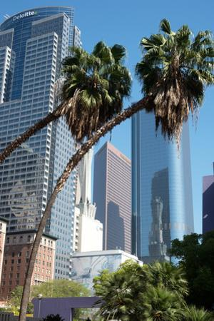 Pershing Square, Los Angeles, California, United States of America, North America