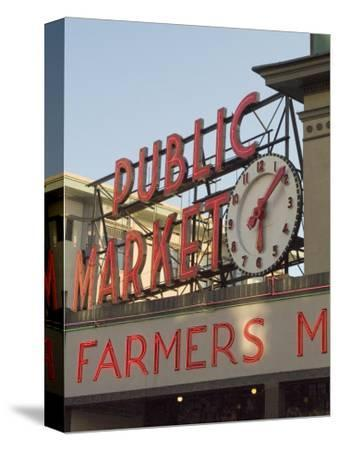 Pikes Market, Seattle, Washington State, USA