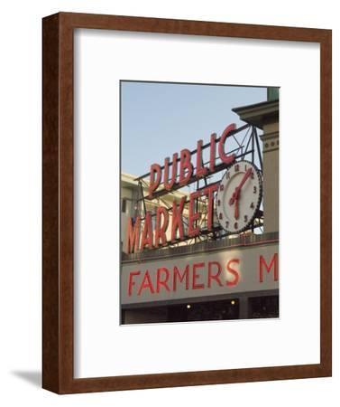 Pikes Market, Seattle, Washington State, USA