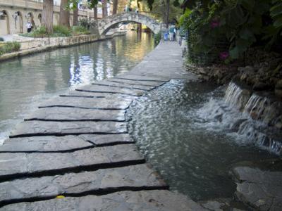 Riverwalk, San Antonio, Texas, USA
