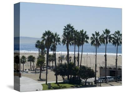 Santa Monica Beach, Santa Monica, California, USA
