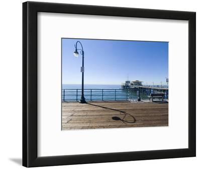 Santa Monica Pier, Santa Monica, California, USA