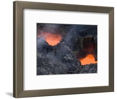 Skylight, Kilauea Volcano, Island of Hawaii (Big Island'