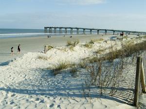 St. Augustine Beach, Florida, USA by Ethel Davies