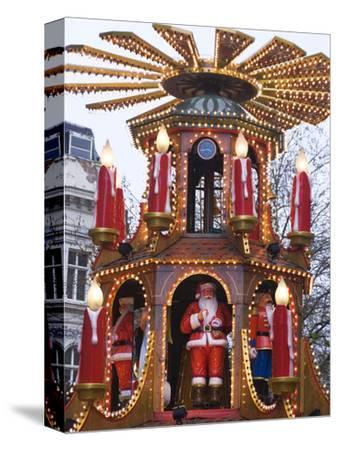 The Annual Frankfurt Christmas Market, Birmingham, West Midlands, England, United Kingdom, Europe