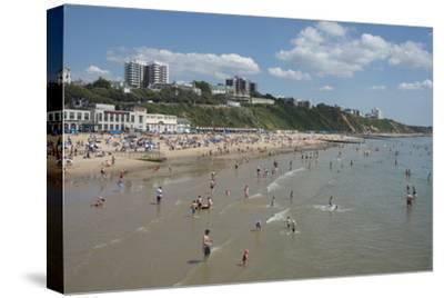 The Beach at Bournemouth, Dorset, England, United Kingdom, Europe