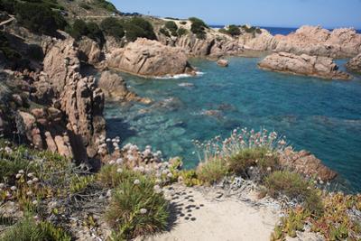 The Sea at Costa Paradiso, Sardinia, Italy, Mediterranean