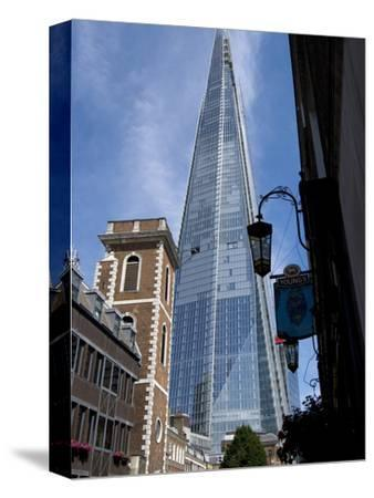 The Shard, Tallest Building in Western Europe, Designed by Renzo Piano, London, SE1, England