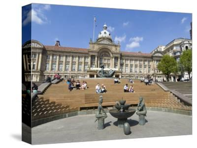 Town Hall, Victoria Square, Birmingham, England, United Kingdom, Europe