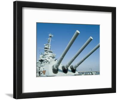 U.S.S. Alabama Battleship Museum, Mobile, Alabama, USA