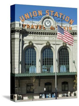 Union Train Station, Denver, Colorado, USA