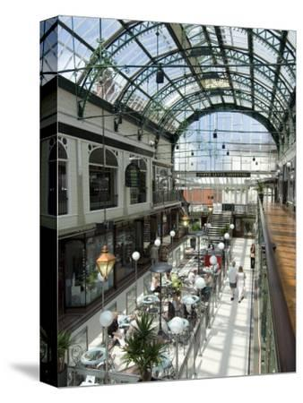 Wayfarer's Victorian Shopping Arcade, Southport, Merseyside, England, United Kingdom, Europe