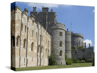Windsor Castle, Windsor, Berkshire, England, United Kingdom, Europe