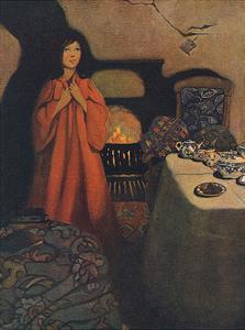 A Little Princess, Burnet by Ethel Franklin Betts