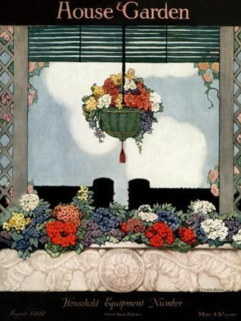 House & Garden Cover - August 1920
