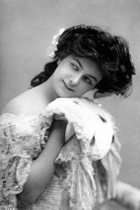 Ethel Oliver, Actress, 1900s