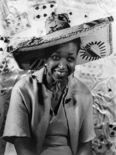 Ethel Waters (1896-1977)-Carl Van Vechten-Giclee Print