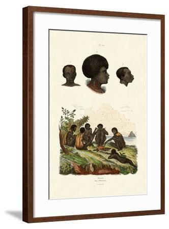 Ethiopians, 1833-39--Framed Giclee Print