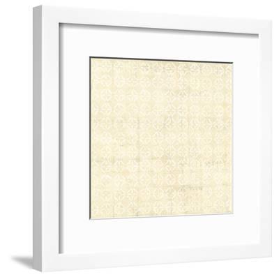 Ethnic Motif IV--Framed Art Print