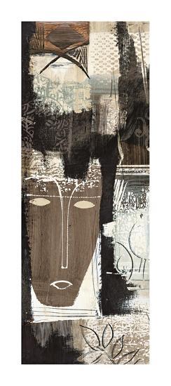 Ethnic Panel II-Patrick Carney-Giclee Print