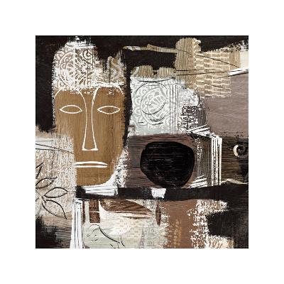 Ethno II-Patrick Carney-Giclee Print