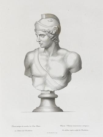 Tableau du Cabinet du Roi, statues et bustes antiques des Maisons Royales Tome II : planche 29