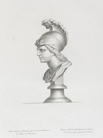 Tableau du Cabinet du Roi, statues et bustes antiques des Maisons Royales Tome II : planche 30