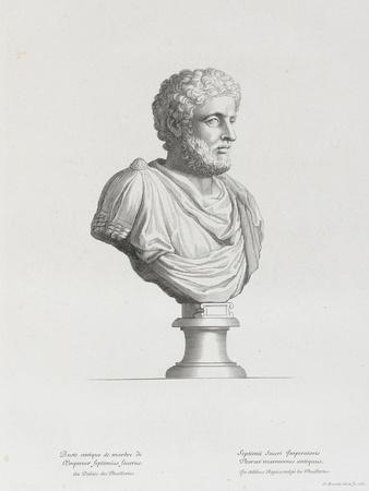 Tableau du Cabinet du Roi, statues et bustes antiques des Maisons Royales Tome II : planche 32