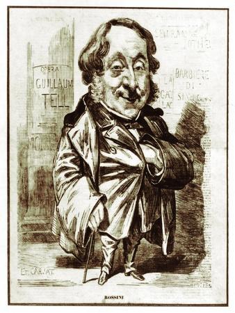 Gioacchino A Rossini