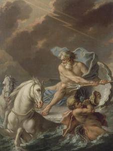 Neptune by Etienne Jeaurat