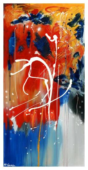 Étincelles-Carole St-Germain-Art Print