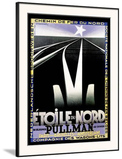 Etoile du Nord--Framed Giclee Print