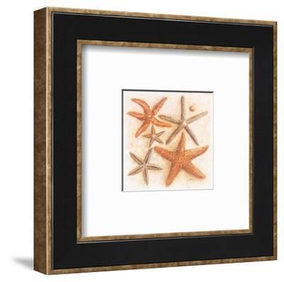 Etoiles de Mer III-Laurence David-Framed Art Print