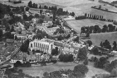 Eton College, Berkshire, 1924-1926--Giclee Print