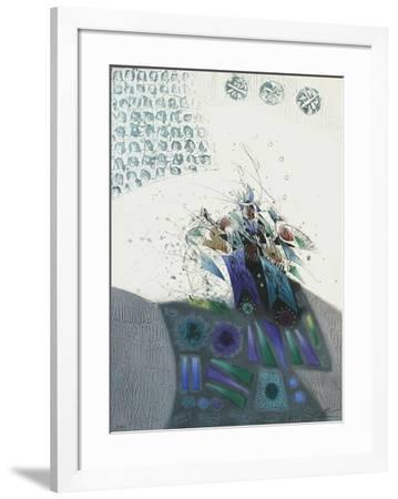 Etrange Séduction-Georges Dussau-Framed Premium Edition