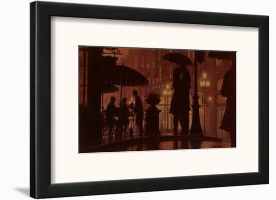 Etre Deux-Denis Nolet-Framed Art Print