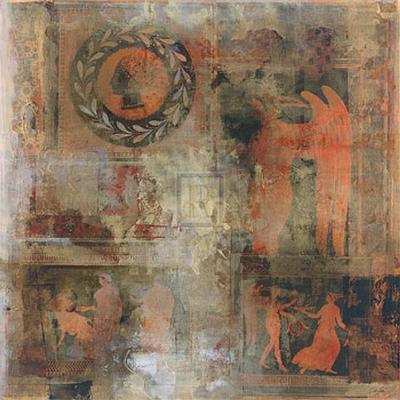 Etruscan Vision I-Edwin Douglas-Art Print