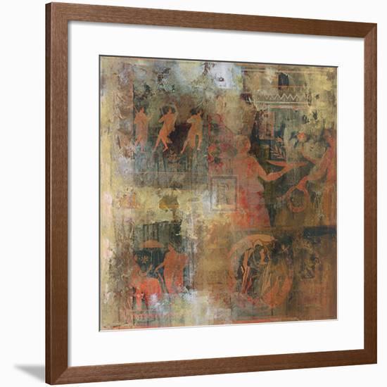 Etruscan Vision II-Edwin Douglas-Framed Art Print
