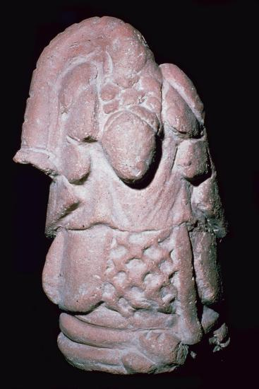Etruscan votive offering from Rome. Artist: Unknown-Unknown-Giclee Print