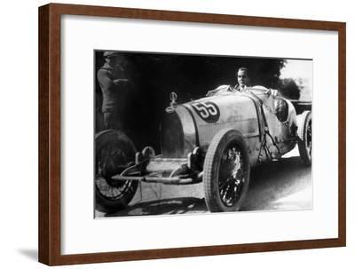 Ettore Bugatti (1881-1947)Italian Car Manufacturer, 20's