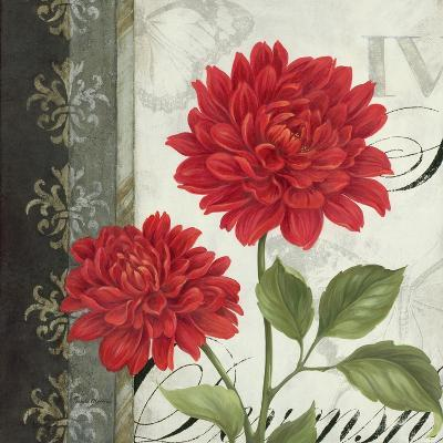 Etude en Rouge I-Pamela Gladding-Art Print