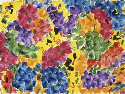 Etude Lyonnais No.8-Mark Ari-Giclee Print