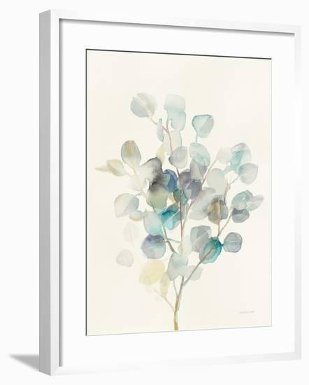 Eucalyptus III-Danhui Nai-Framed Art Print