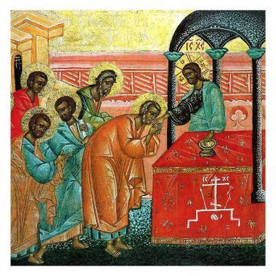 Eucharistie--Art Print
