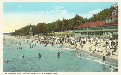 Euclid Beach, Cleveland, Ohio