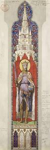 Project for the Windows of the Royal Chapel of Dreux by Eug?ne Viollet-le-Duc