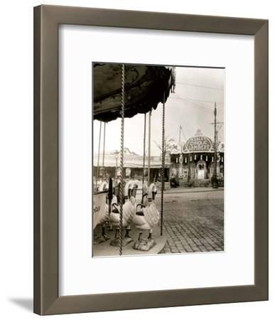 Carrousel, Paris, 1923