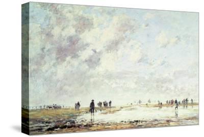 Low Tide at Etaples, 1886