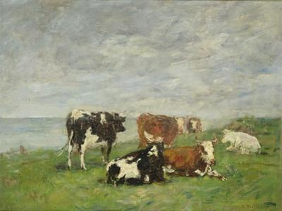 Pasture at the Seaside, C.1880-85